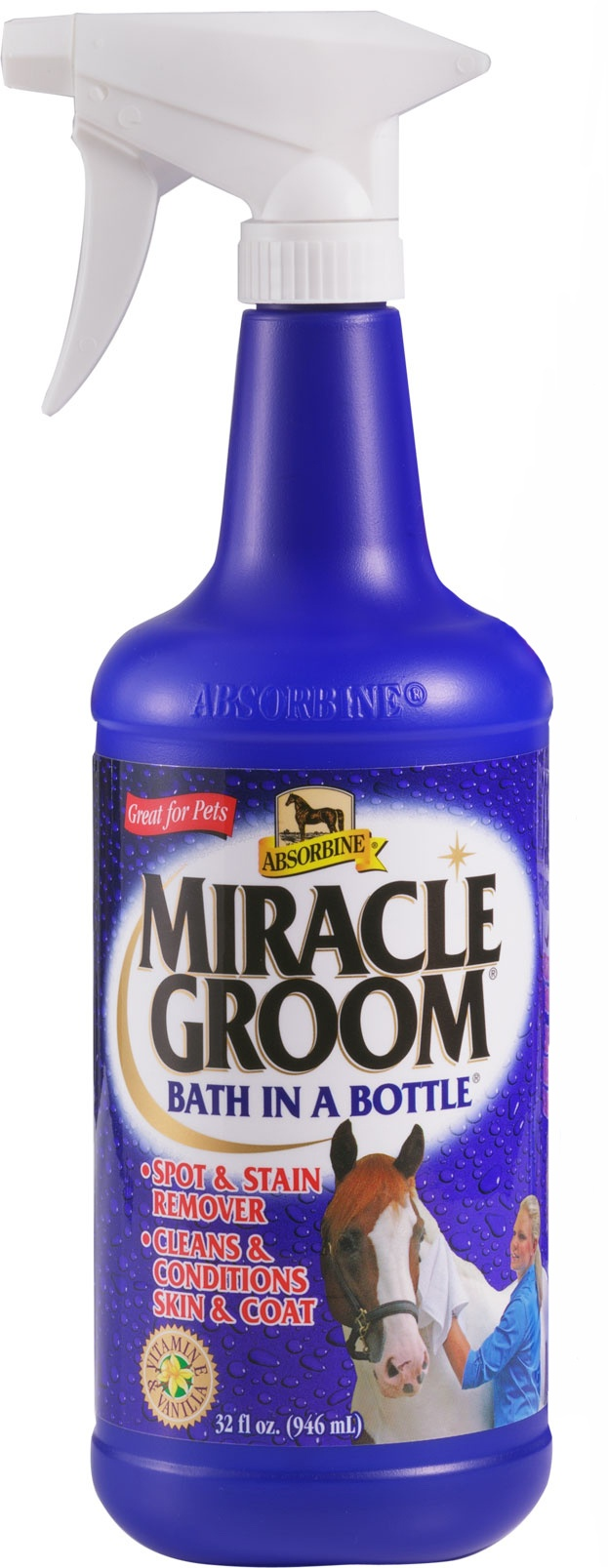 Absorbine Miracle Groom Tørrshampoo