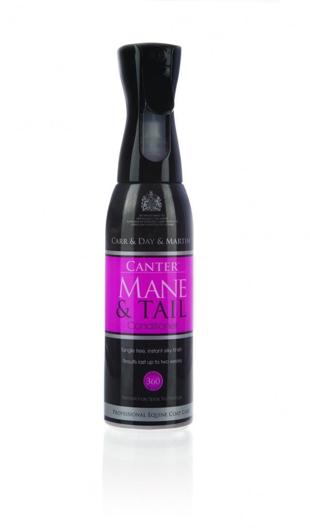 CDM Canter Mane & Tail Conditioner - Spray - Equim