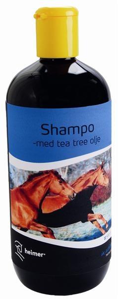 Heimer Shampoo m. tea tree olje
