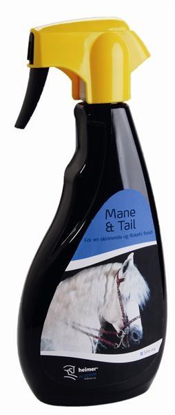 Heimer Mane & Tail