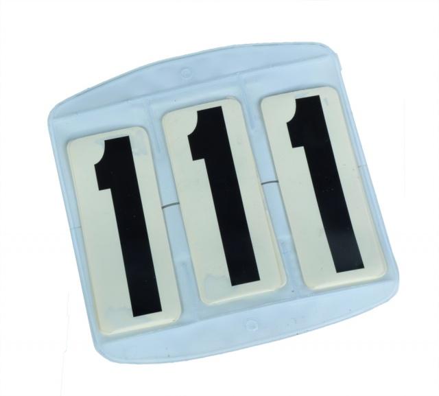 Stevnenummer