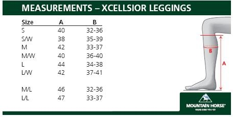 Mountain Horse Xcellsior Leggings