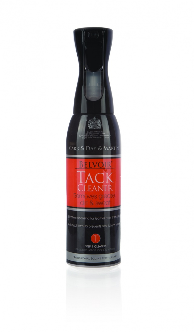 CDM Belvoir Tack Cleaner Spray - Equimist -600 ml-