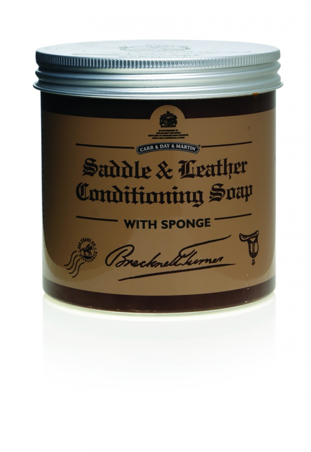 CDM Brecknell Turner Saddle Soap -250 ml-