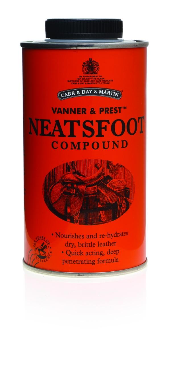 CDM Vanner & Prest Neatsfoot Compound