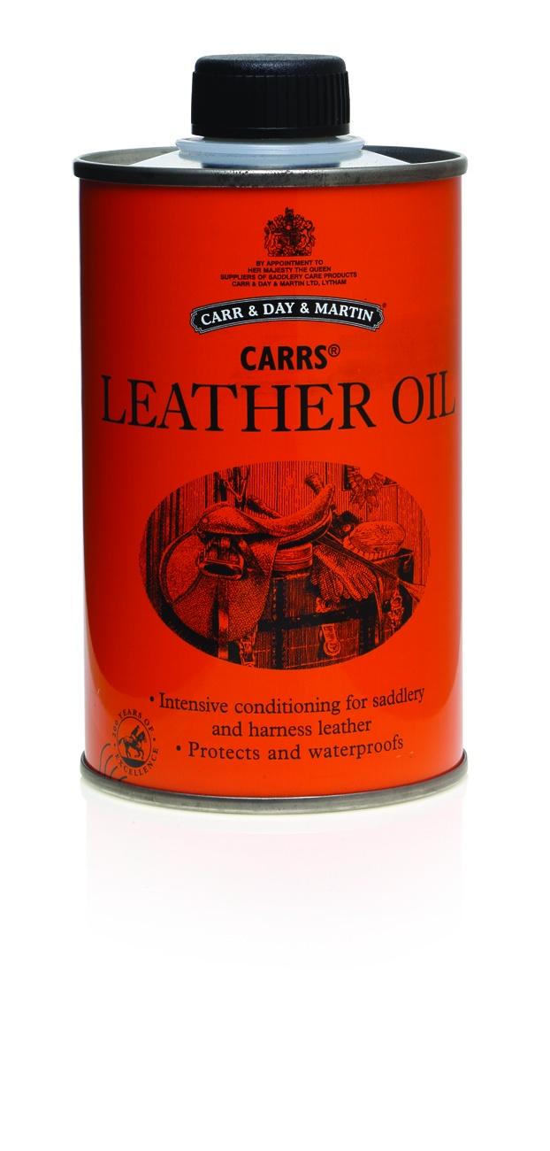 CDM Carrs Leather Oil -300 ml-