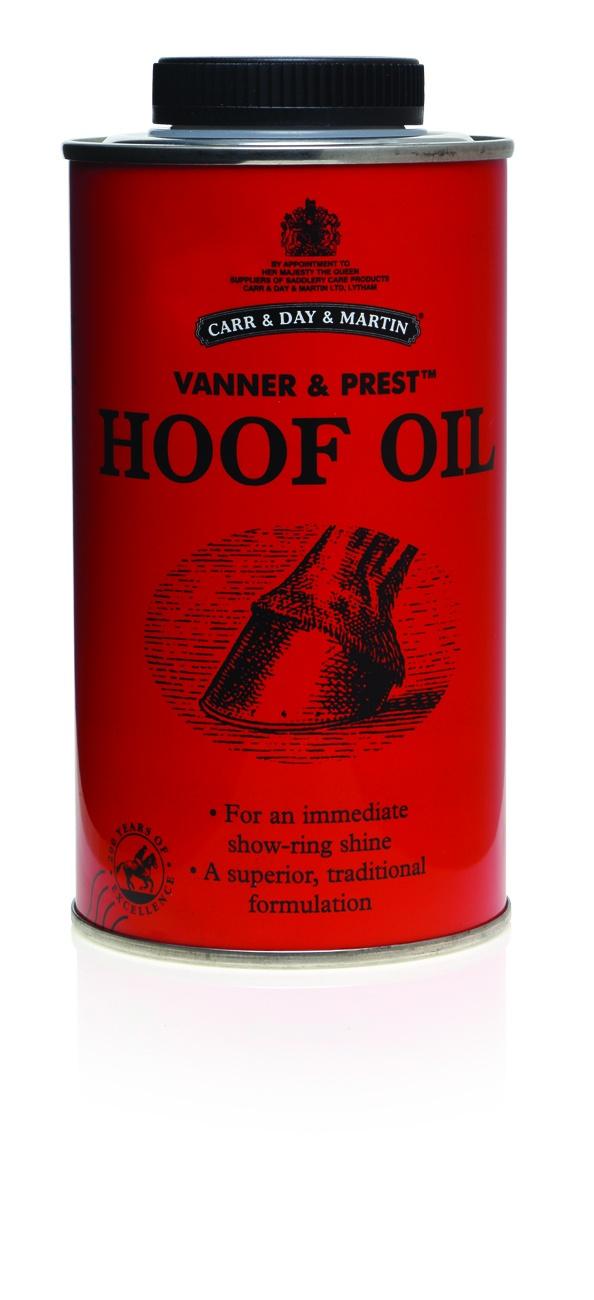CDM Vanner & Prest Hoof Oil