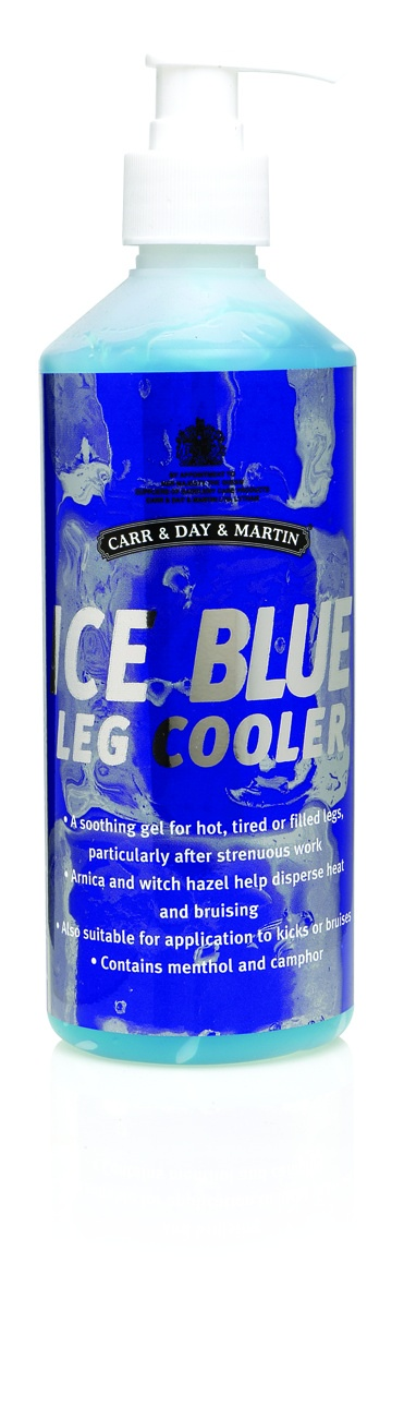 CDM Ice Blue Cooling Leg Gel