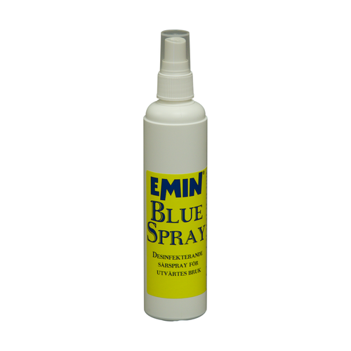 Emin Blue Spray