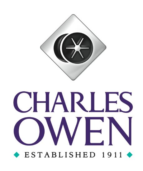 Charles Owen YR8 Sparkling