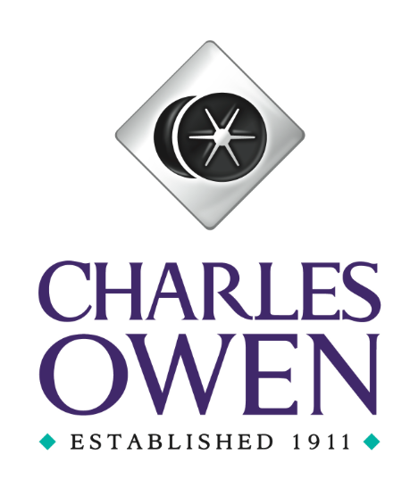 Charles Owen V8 Leatherlook