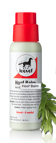 Leovet Hoof Balm brush-on-pack