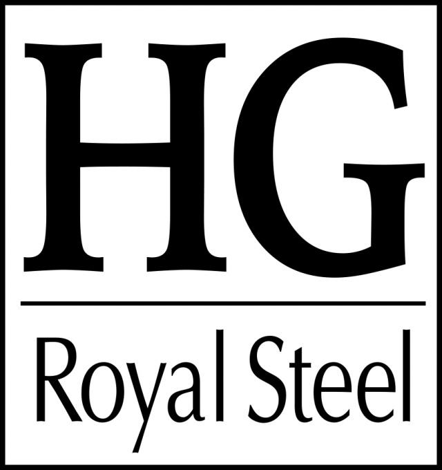 Royal Steel Kandarbitt. TILBUD