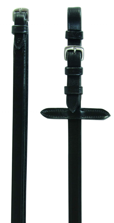 Cheval 'Kombi' lær/gummitøyle uten ribbe